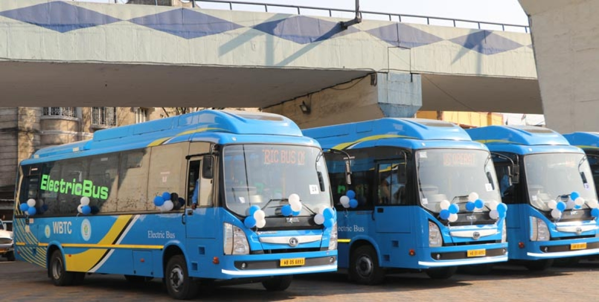 West Bengal: More electric buses to run in state as petrol and diesel prices skyrocket