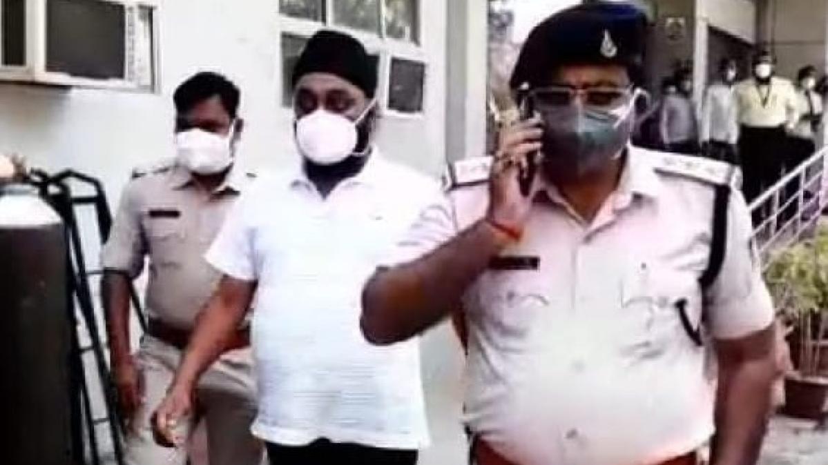 Madhya Pradesh: Director of Jabalpur City Hospital held in fake Remdesivir scam