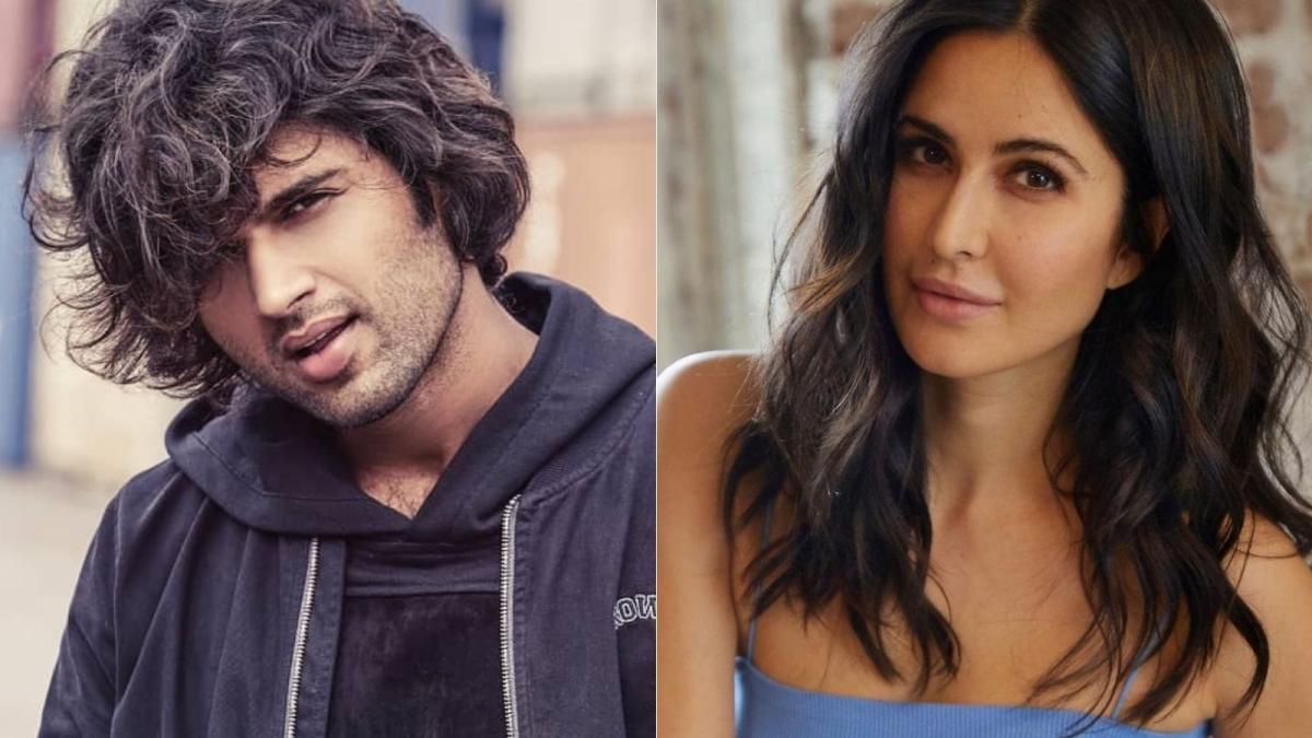 Katrina Kaif, Vijay Deverakonda to team up for a Bollywood film?