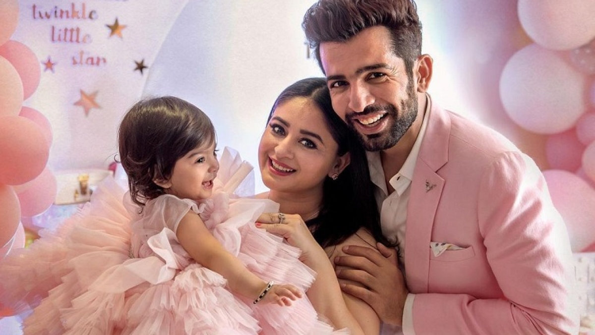How I Met My Husband: Mahhi Vij gives a glimpse into her marriage with actor Jay Bhanushali