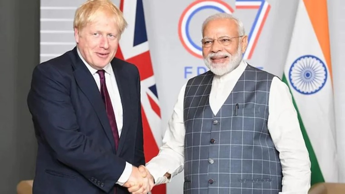 Modi-Boris virtual summit brings GBP 1 billion worth of deals, Enhanced Trade Partnership