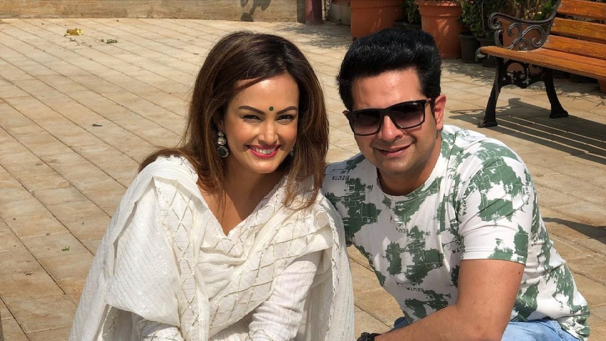 'Have no clue what led to these rumours': Karan Mehra rubbishes reports of marriage being in trouble