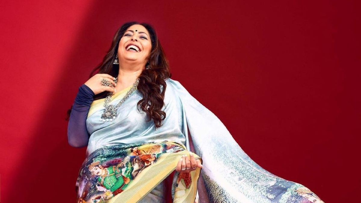Choreographer Geeta Kapur quashes marriage rumours; reveals why she wore 'sindoor' in latest pictures
