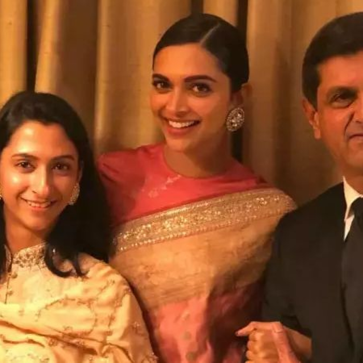 Deepika Padukone's father hospitalized for COVID-19 treatment, mother and sister also test positive