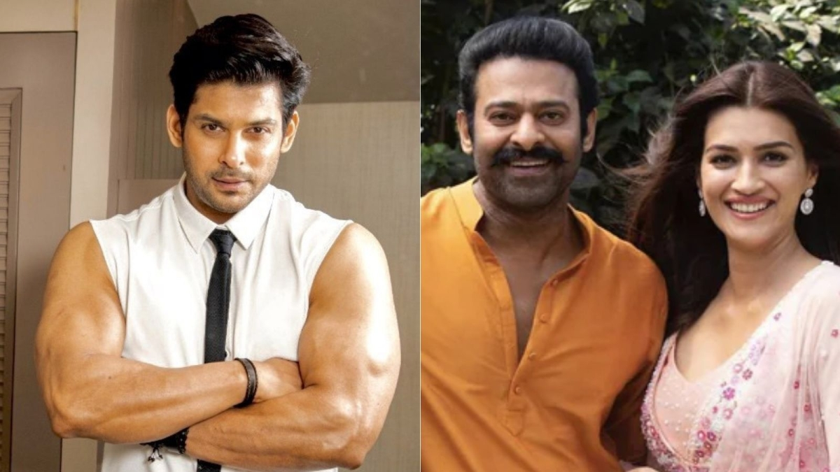 Sidharth Shukla roped in to play an important role in Prabhas starrer Adipurush?