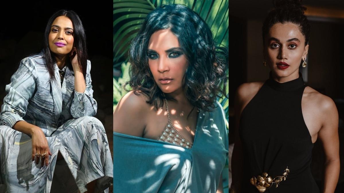 Swara, Richa, Taapsee slam 'pervert' DD News journo for tweet on 'vibrators'