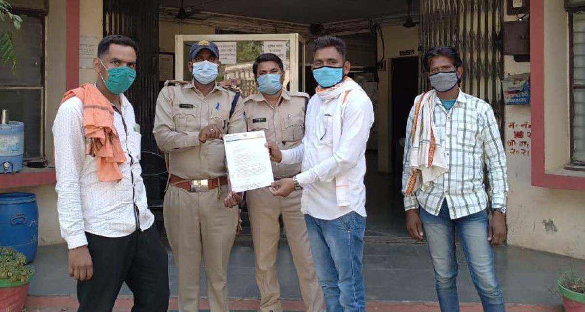 Madhya Pradesh: BJP lodges plaint against former chief minister Kamal Nath