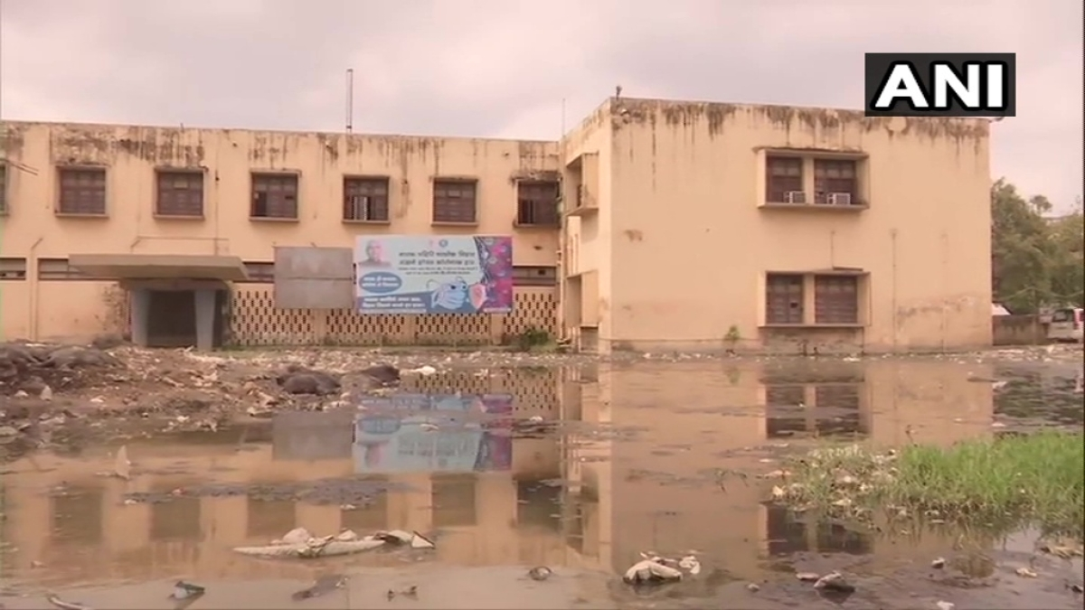 Waterlogging, garbage heaps, pigs and cows - Here's how Bihar's second-largest hospital battles big odds to save COVID-19 patients
