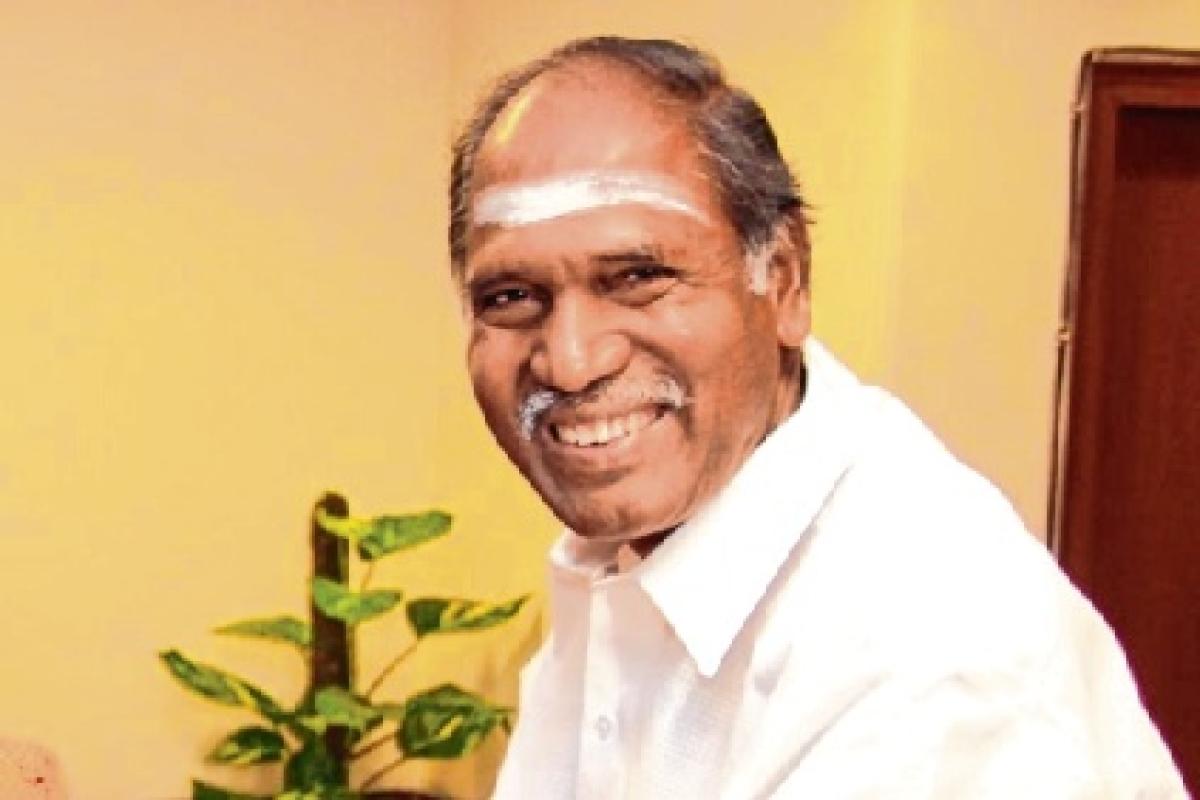 Rangasamy stakes claim to form govt