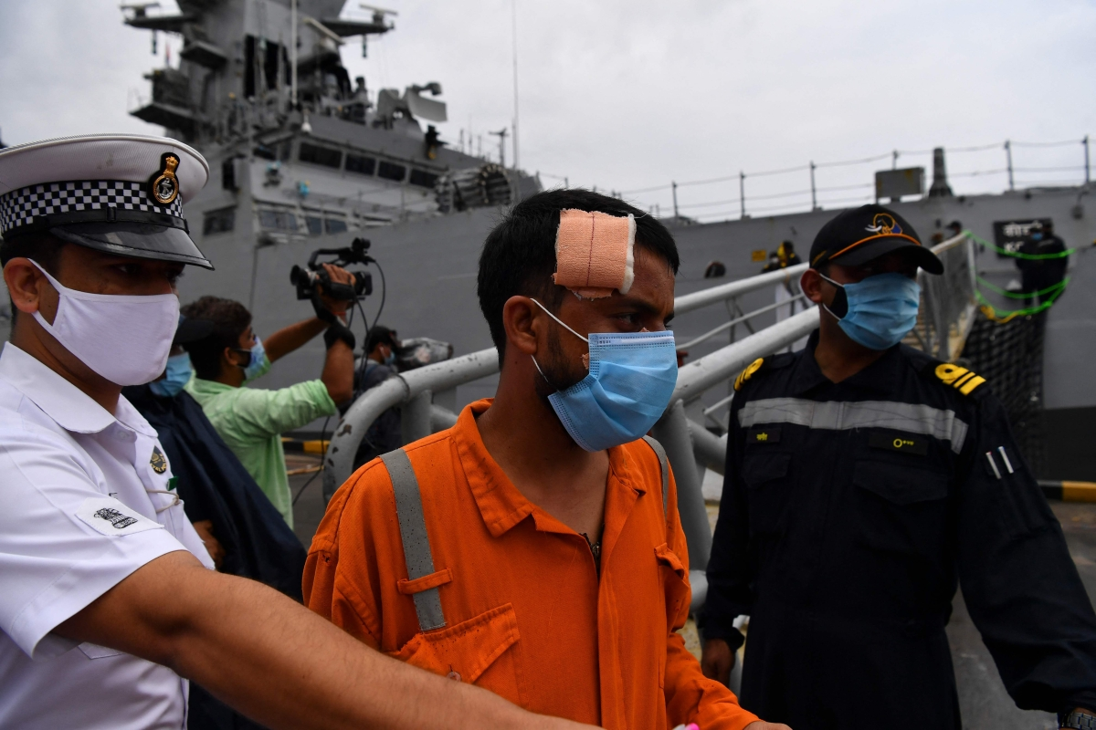 Cyclone Tauktae: 26 dead, 49 still missing from barge P305; search and rescue operations underway