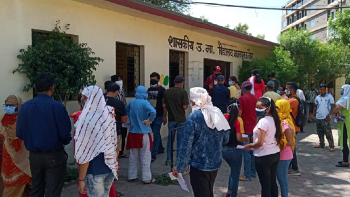 Ujjain: Jab job delay due to official bungling leaves beneficiaries fuming