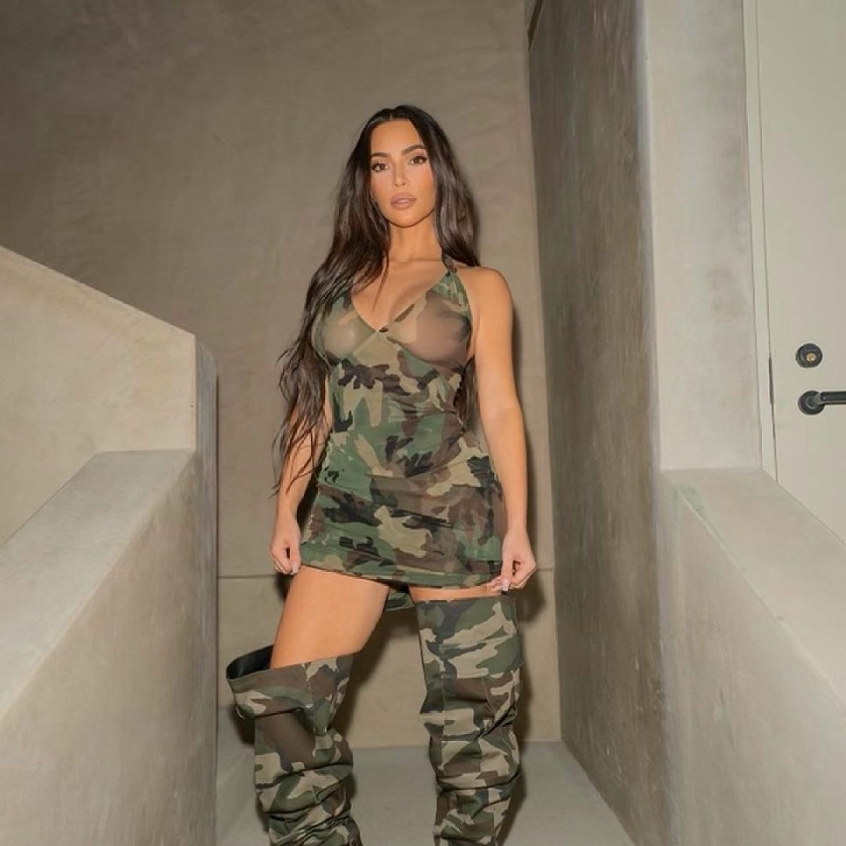 'No overtime pay, no meal, no rest breaks': Kim Kardashian reacts after ex-staff members sue her for violating labour laws