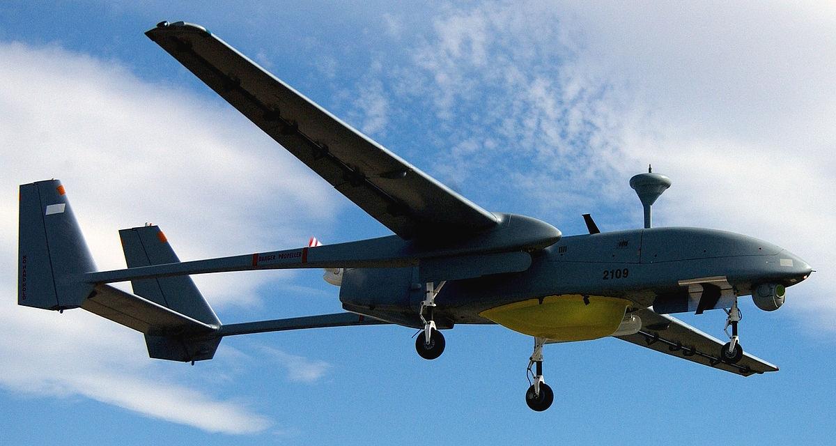 BSF spots Pakistani drone in Punjab's Dera Baba Nanak