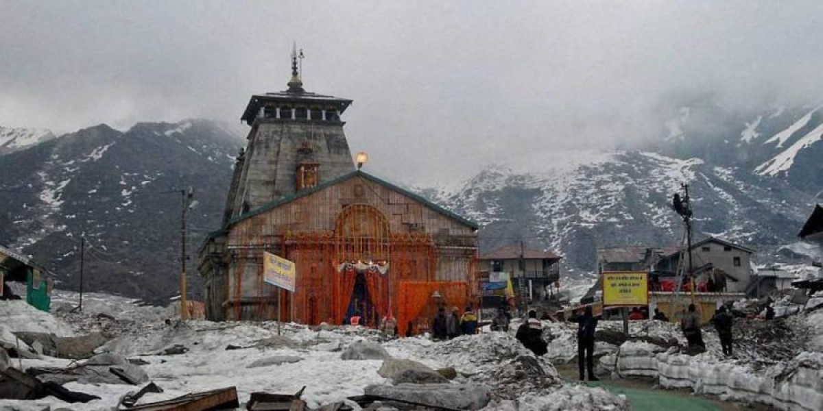 Portals of Kedarnath temple open after six month hiatus; out of bounds for pilgrims amid COVID-19 pandemic