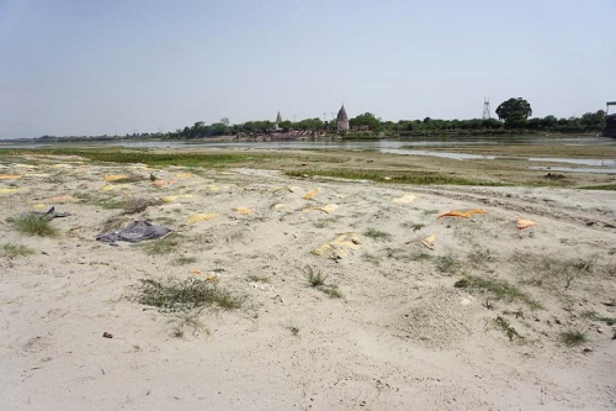 More bodies found floating in Varanasi, Chandauli