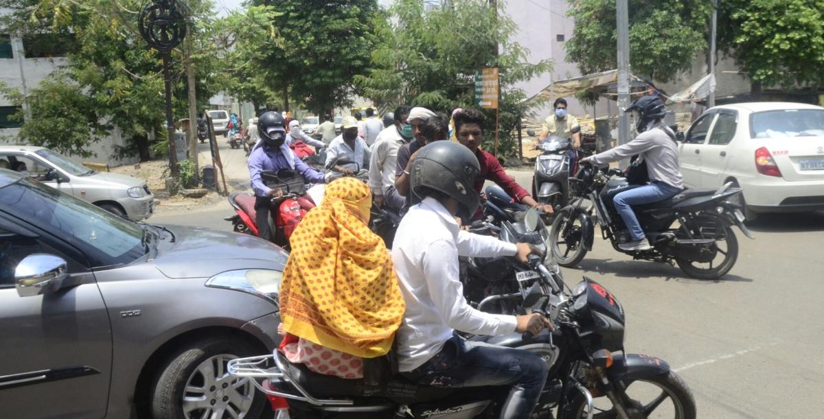 Madhya Pradesh: Positivity rate has not gone below 20% in Bhopal