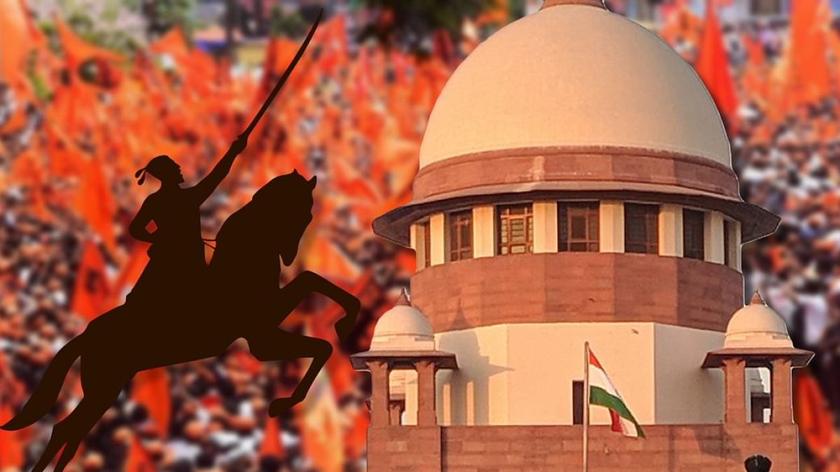Maratha reservation: Centre files review petition against Supreme Court order