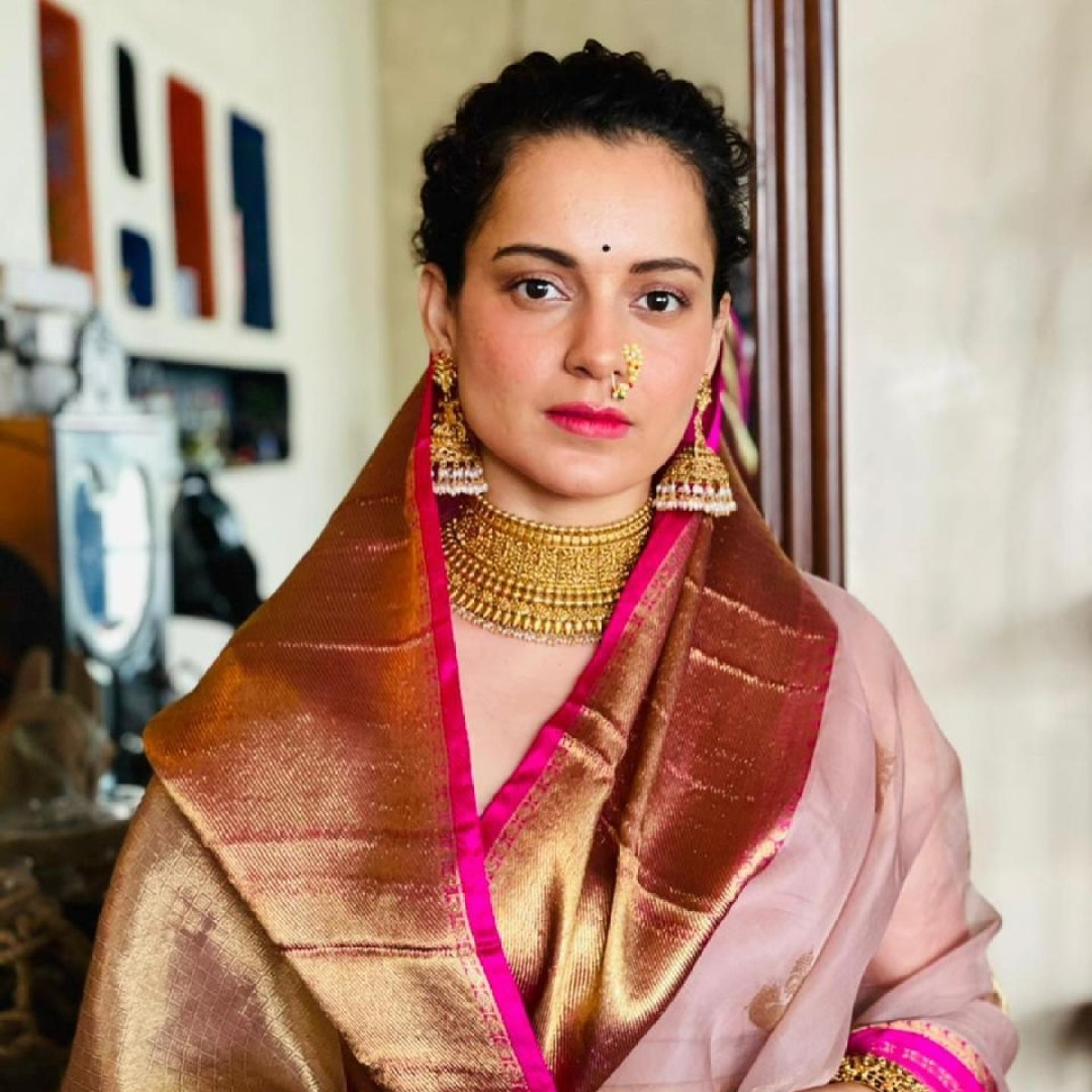 Kangana Ranaut 'waiting to be banned' from Instagram, says 'it will be a badge of honour'