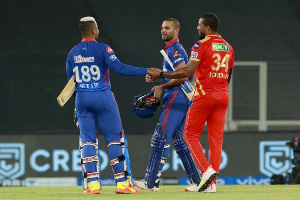 IPL 2021: Shikhar Dhawan stars in Delhi Capital's dominant win over Punjab Kings