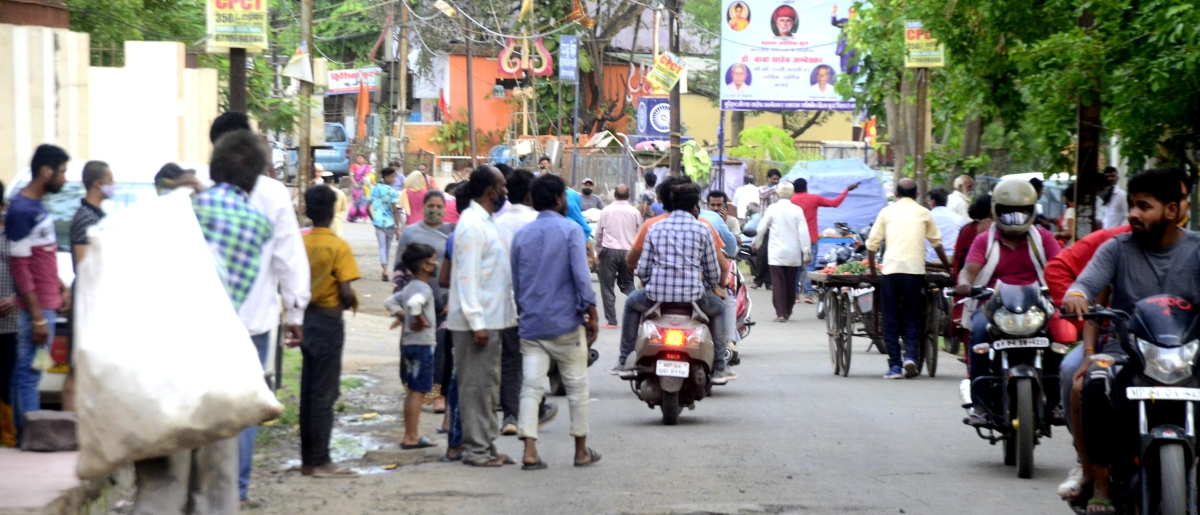 Bhopal: In terms of cases, city returns to situation prevailing two months ago