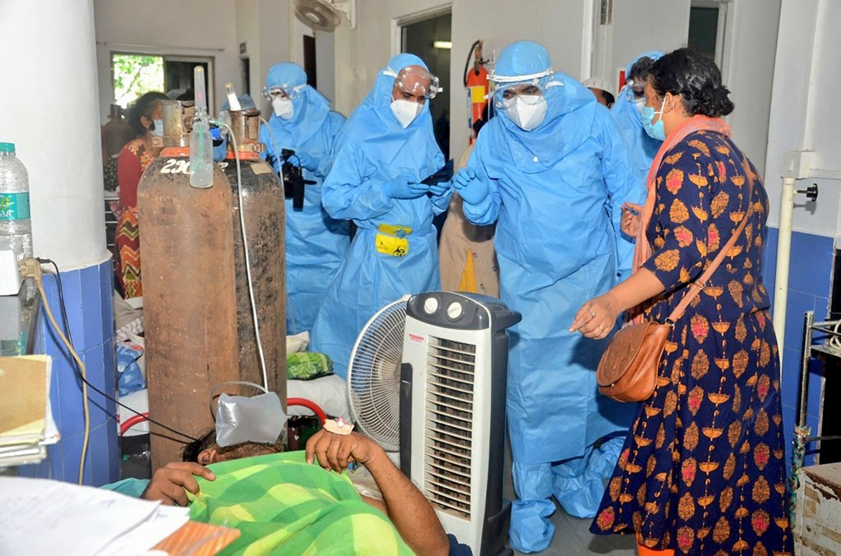 Goa: As oxygen shortage claims 75 lives in 4 days, BJP frets about party image