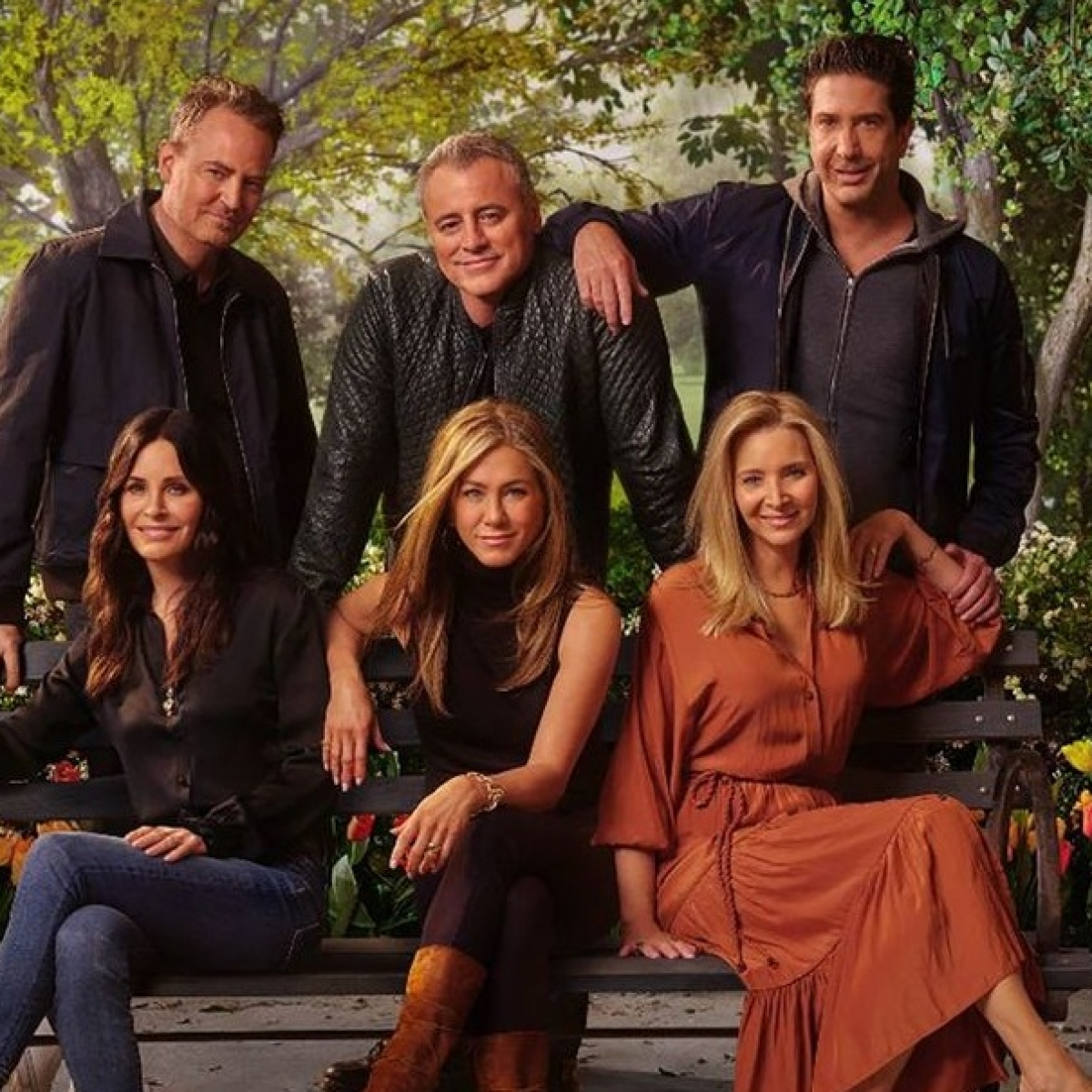 Walk down memory lane: Friends - The Reunion will be nostalgic fare for the fans of the '90s series