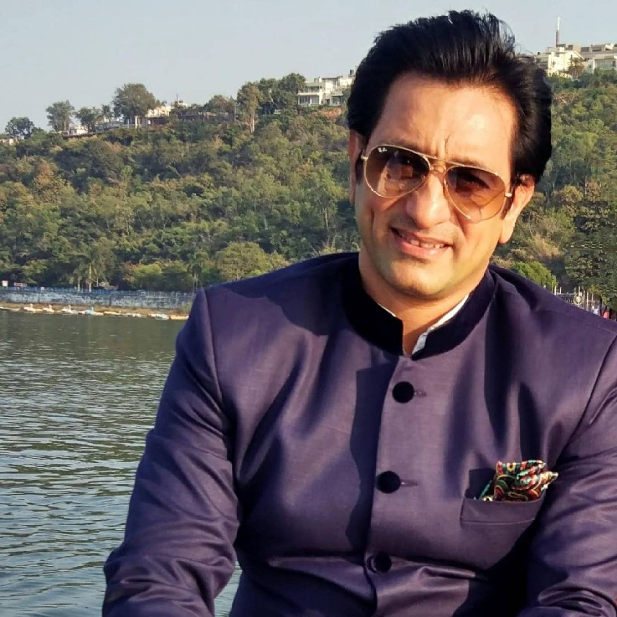 TV actor Rajev Paul hospitalised after testing positive for COVID-19