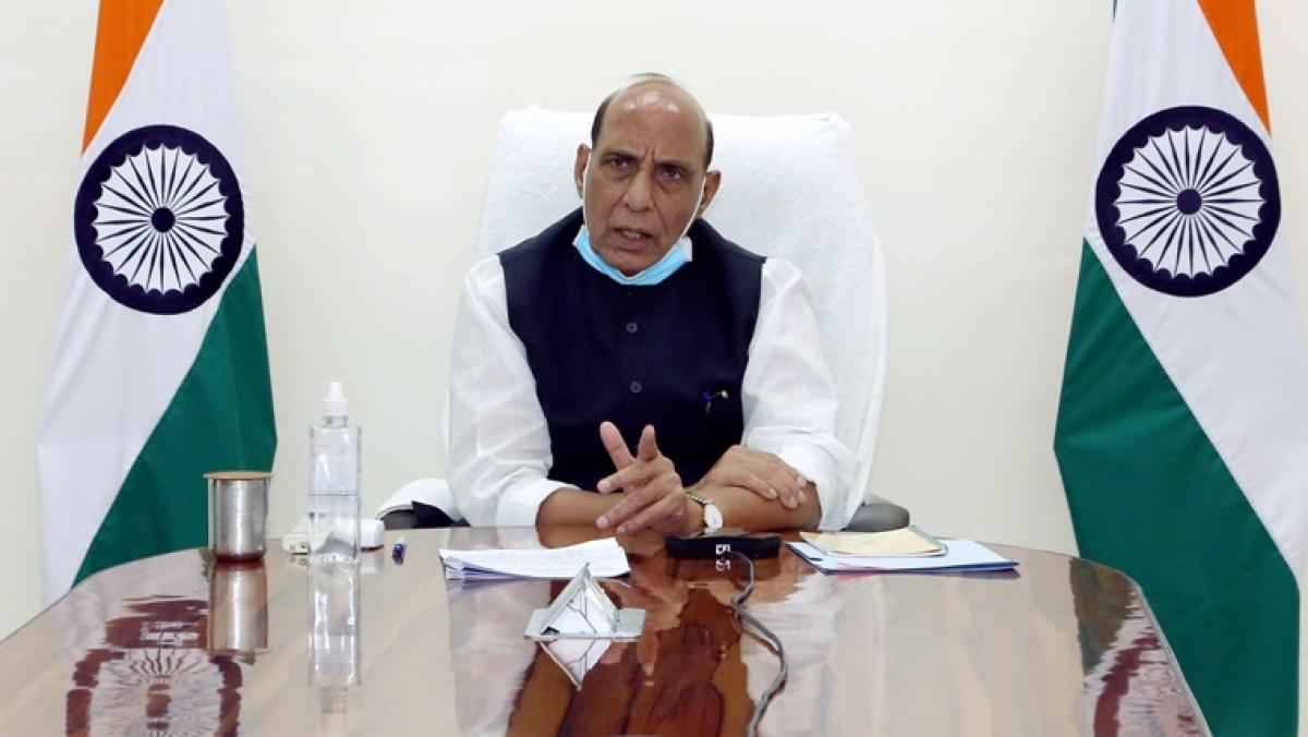 Rajnath Singh launches online OPD portal for armed forces personnel, ex-servicemen