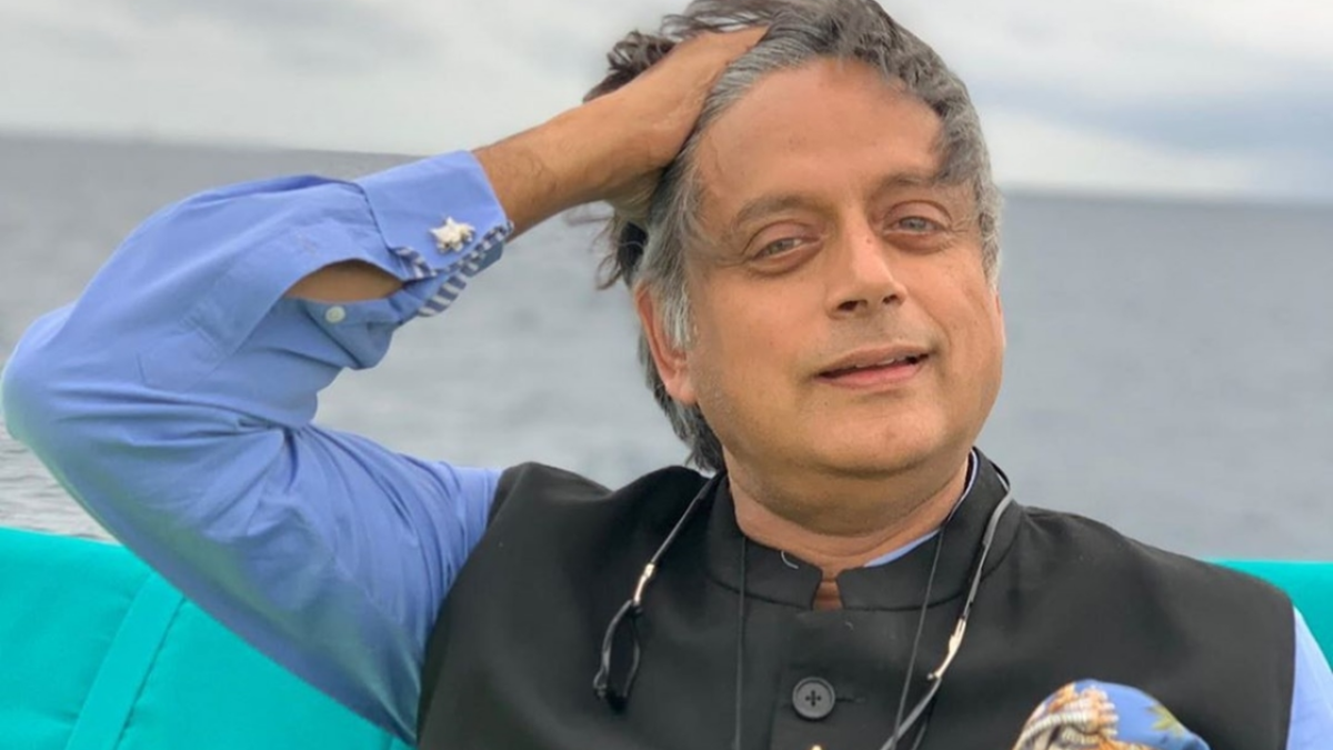 'When you learn economics from yoga teacher...': Tharoor's dig at Modi govt as Indian funds in Swiss banks jump to 13-year high