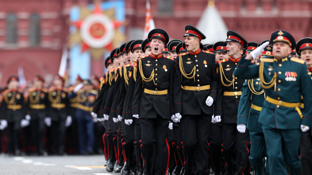 IN PHOTOS: On 76th WWII Victory Day, check out celebrations from around the world