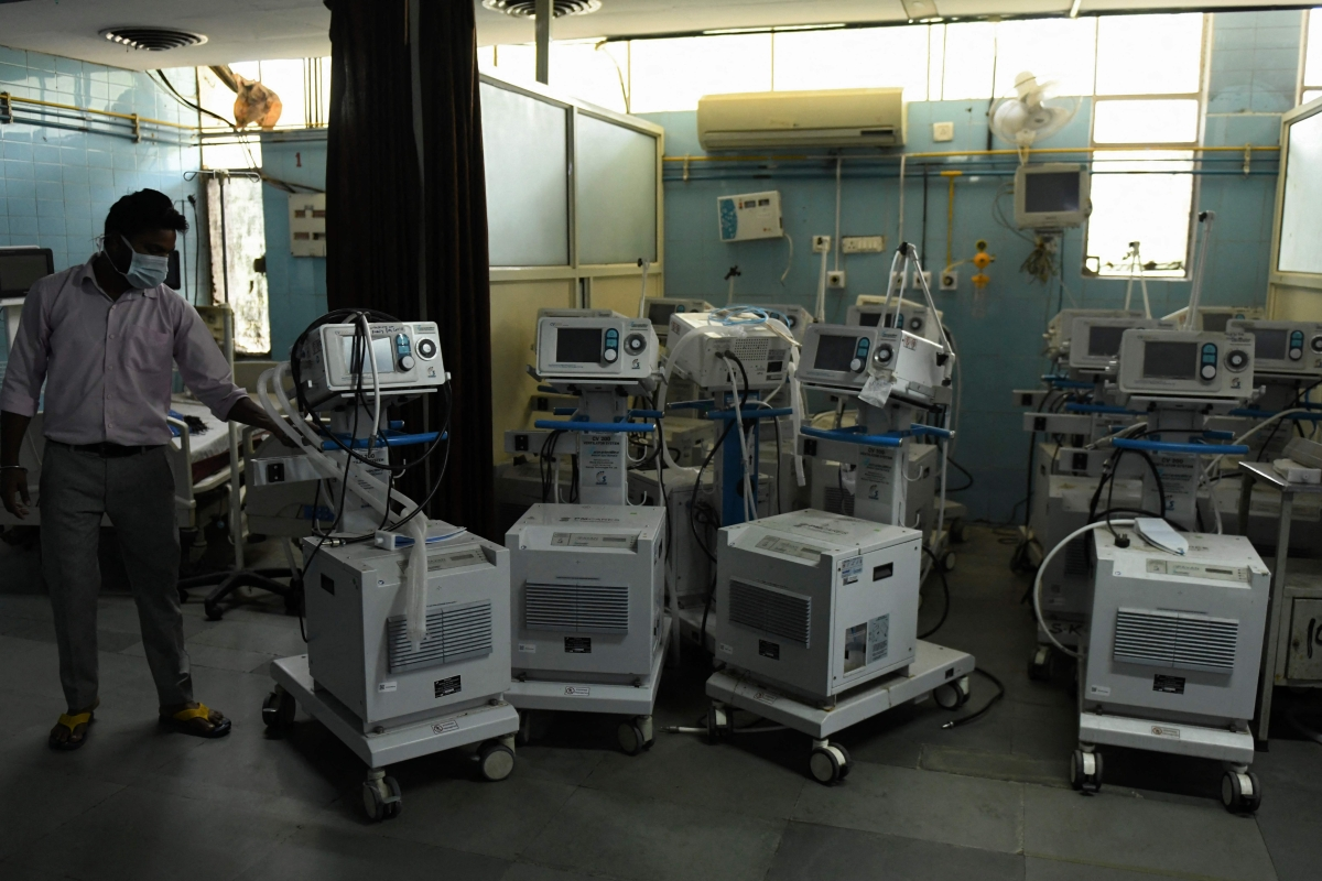 'Not funded under PM CARES': Centre clarifies manufacturers of ventilators in Aurangabad hospital sponsored by 'Make in India' project