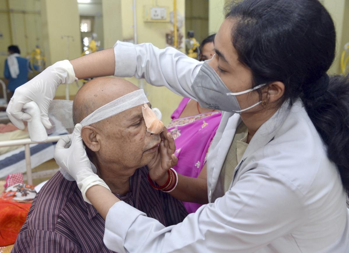 Jharkhand declares black fungus as epidemic