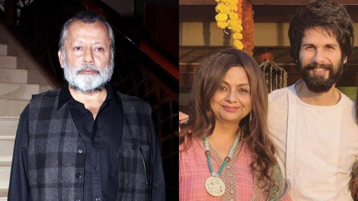 Neelima Azeem opens up about her divorce, says 'Pankaj had already left me when I conceived Shahid'