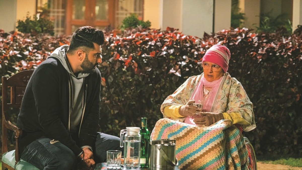 Sardar Ka Grandson: This Arjun Kapoor-starrer is neither funny nor poignant but a torture device