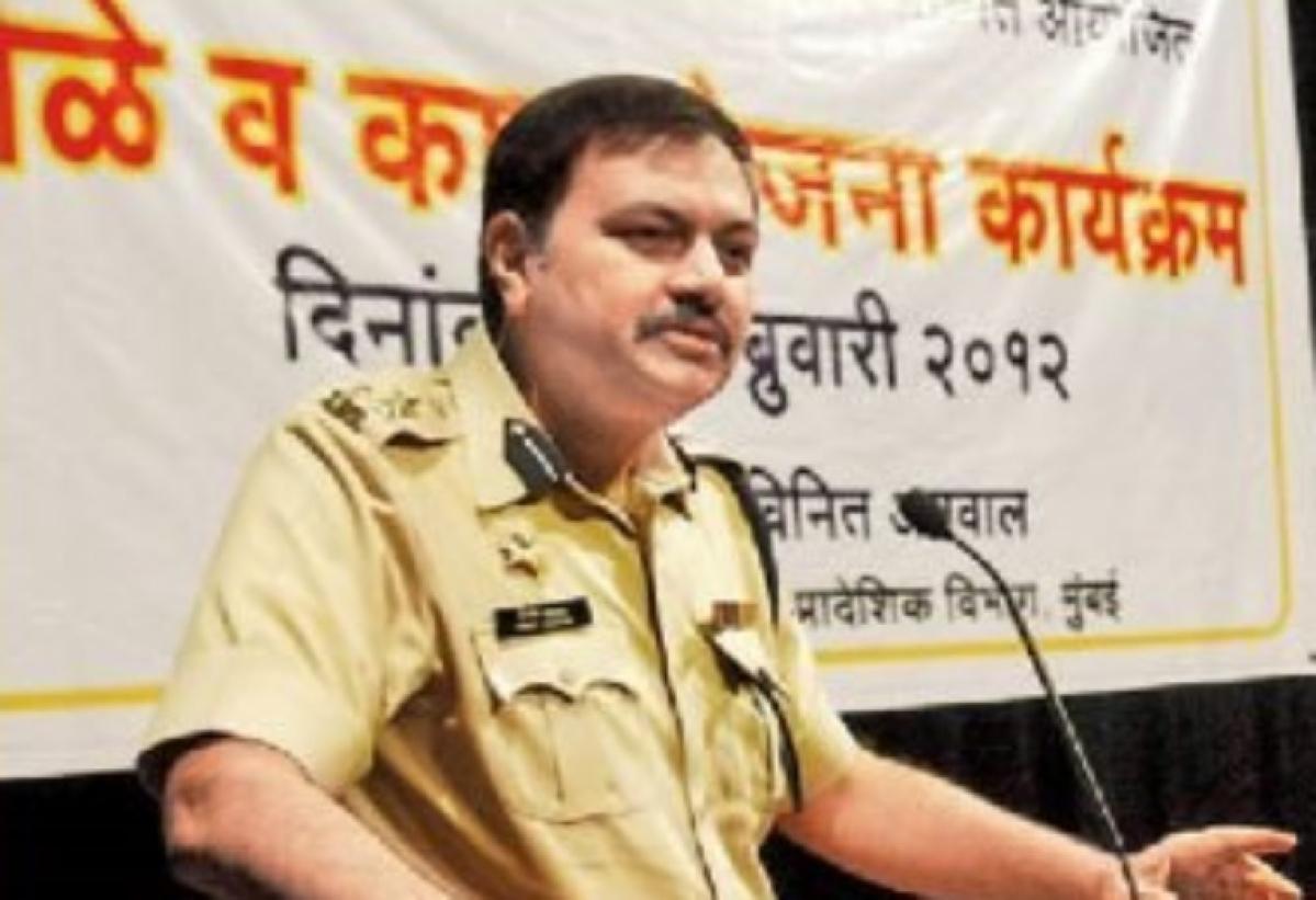 IPS officer Vineet Agrawal replaces Jaijeet Singh as Maharashtra ATS chief