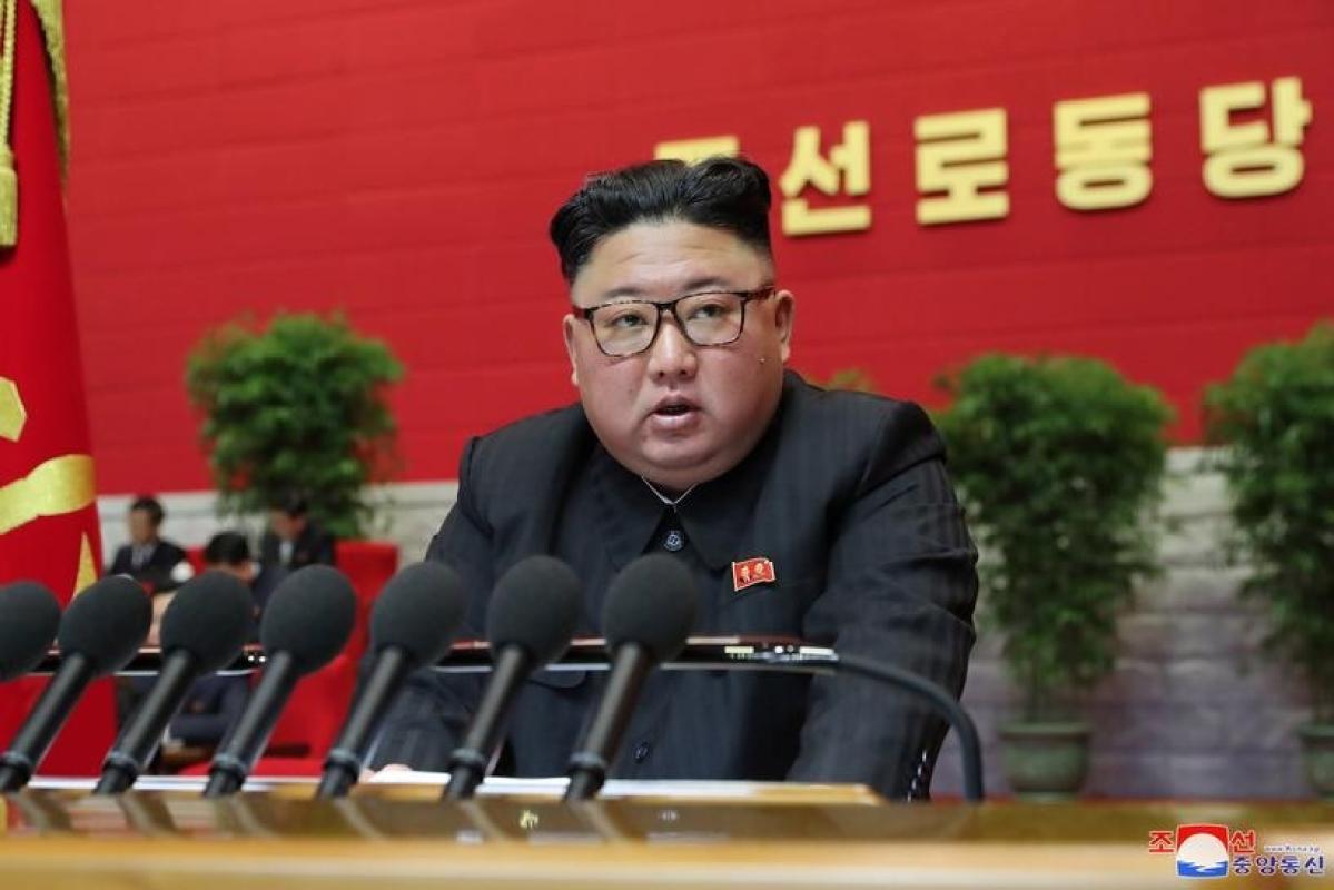 Kim Jong Un vows to build North Korea socialism amid US nuclear impasse
