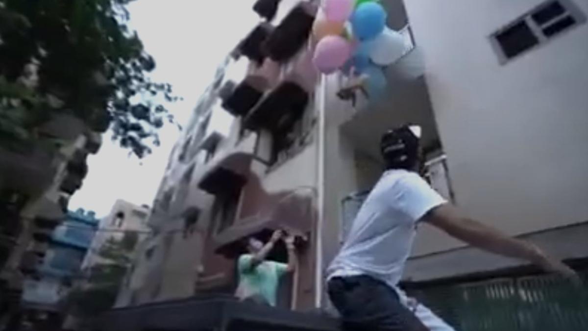 Delhi YouTuber Gaurav Sharma arrested for animal cruelty after making pet dog 'fly' using balloons