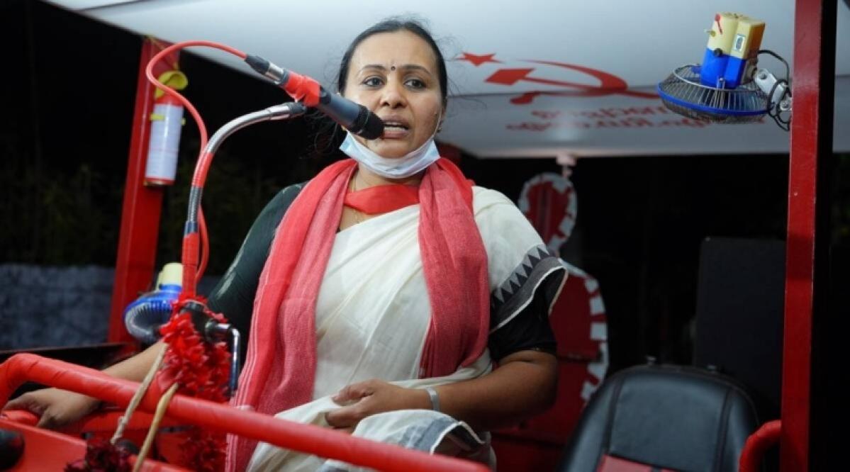 Kerala: Veena George likely to succeed KK Shailaja as health minister