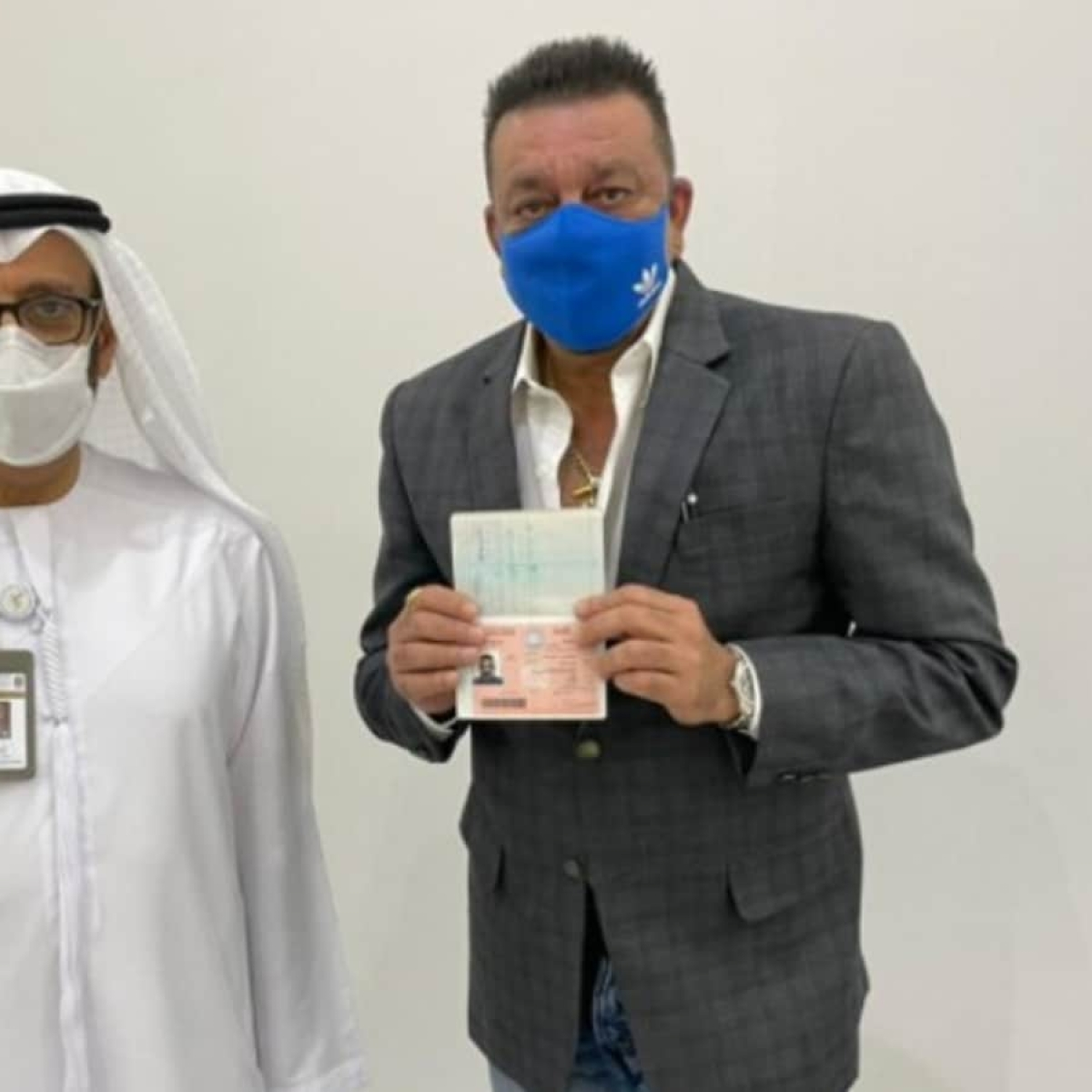 Sanjay Dutt receives a golden visa for the UAE, expresses gratitude