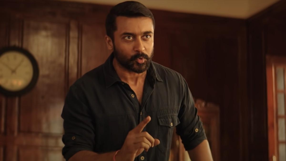 Suriya's film 'Soorarai Pottru' becomes third-highest rated movie in the world on IMDb