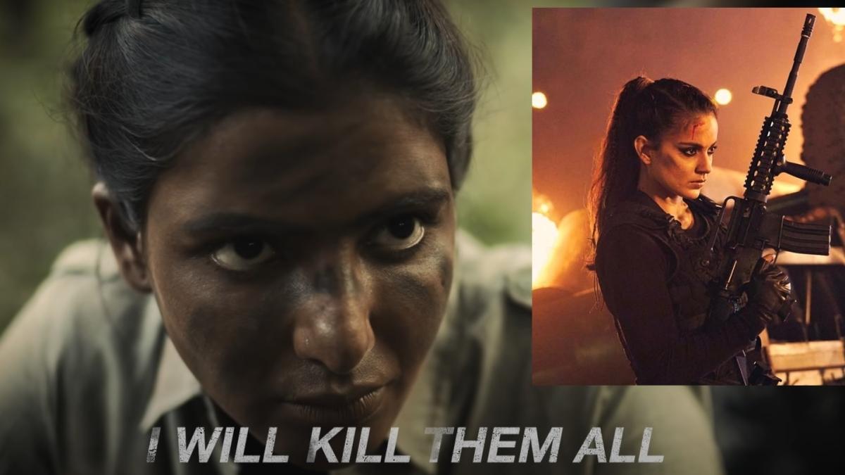 'This girl has my heart': Kangana Ranaut is all praises for Samantha Akkineni in 'The Family Man 2' trailer