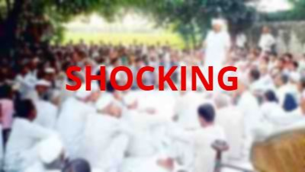 Shocking! Caste panchayat asks woman to lick spit for second marriage in Maharashtra