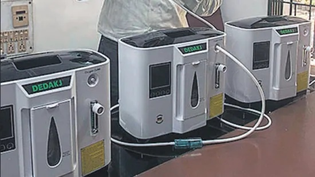 Centre's advisory on O2 concentrators suitable for Covid patients at home