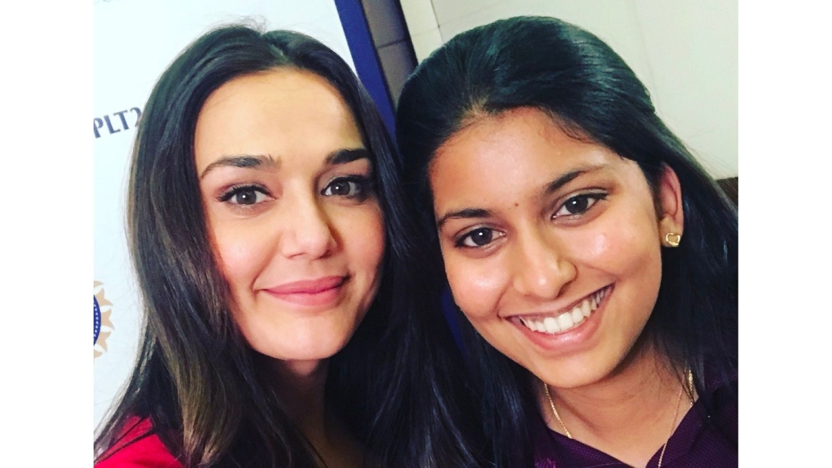 Who is Jahnavi Mehta? Meet Juhi Chawla's daughter who gave Preity Zinta a run for her money