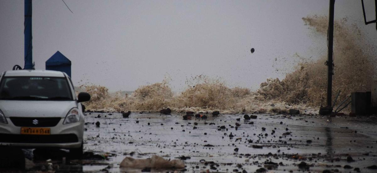 Houses inundated, animals washed away as Cyclone Yaas hits Balasore and Dhamra in Odisha