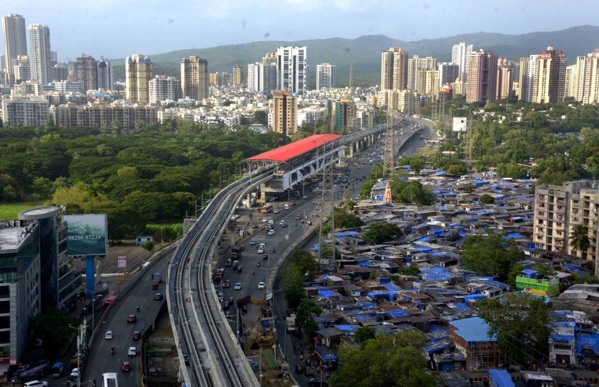 Mumbai Metro Line 2A and 7 will be fully open to public in Jan 2022