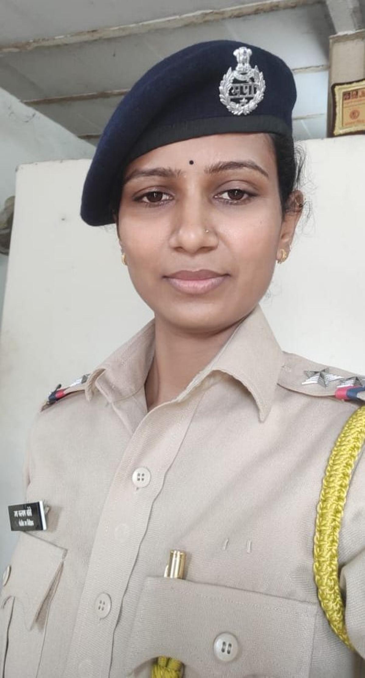 Sub Inspector (PSI) & Missing Persons Unit Officer, Usha Khose
