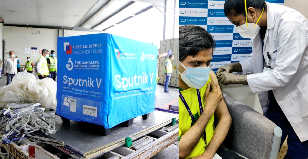 Russians are here: First dose of Sputnik administered in Hyderabad; presently priced at Rs 948