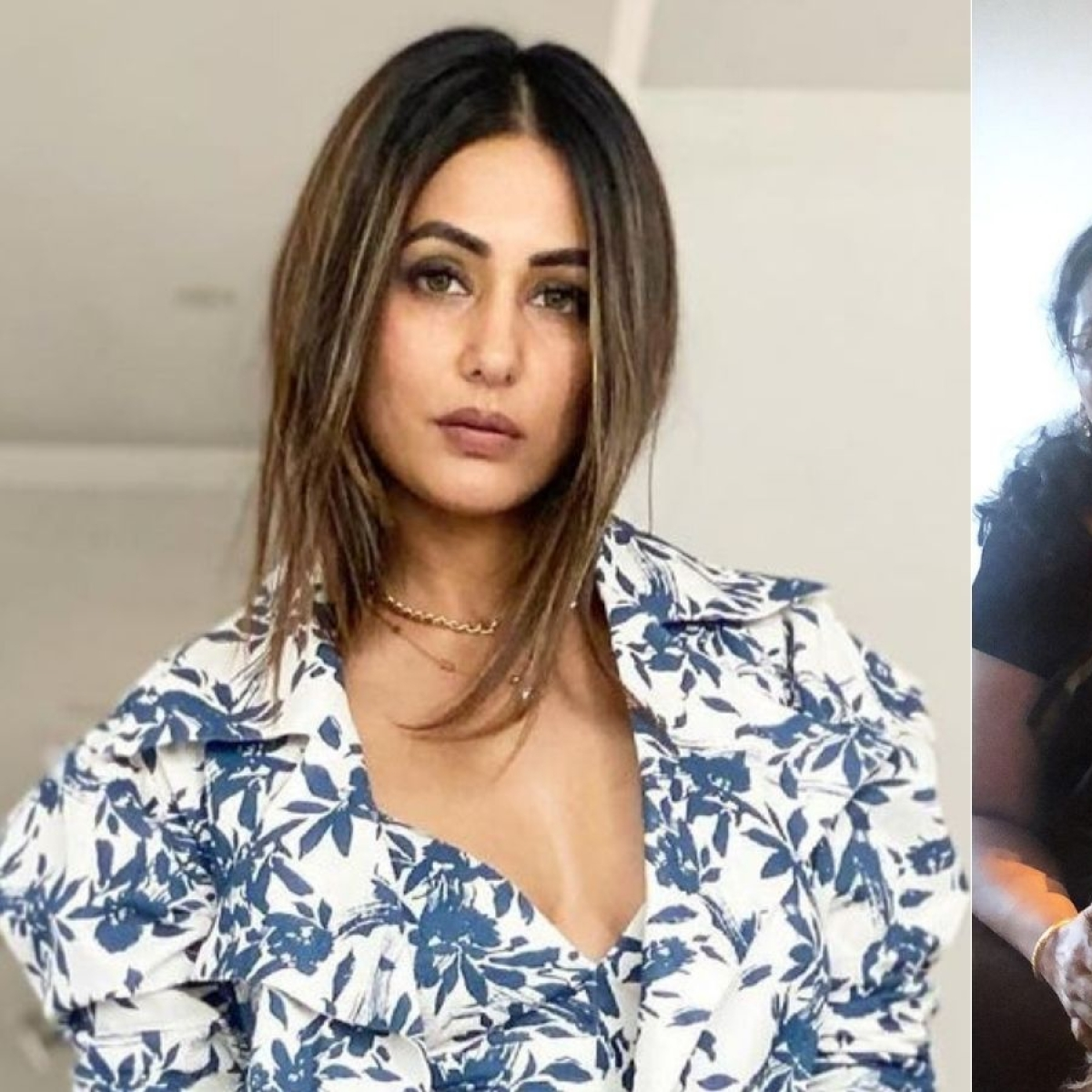 'I know how it feels': Hina Khan offers condolences to Nikki Tamboli on her brother's demise