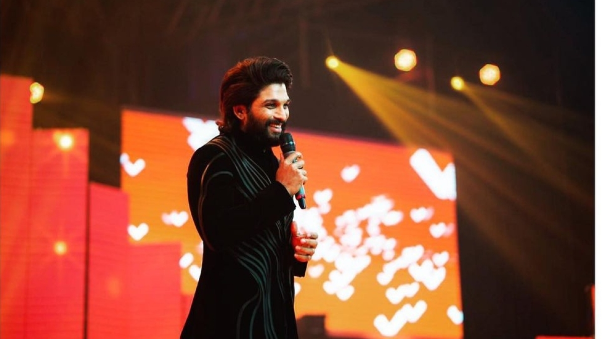 Allu Arjun gets staff above 45 and their families vaccinated for COVID-19